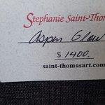 Stephanie Saint-Thomas art exhibit