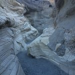 Mosaic Canyons beautiful colors!