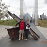 Viga de acero del World Trade Center