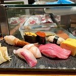 Photo of Umegaoka Sushi No Midori Sohonten Shibuya