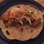 Shrimp taco (camaron)