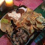 Fiesta de nachos