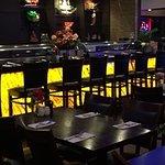 Breathtakng decor; spotless restaurant