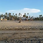 Vista desde la playa 2