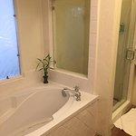 Drab bathroom