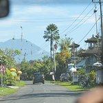 The road to Batukaru