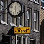Cafe de Klos on Kerkstraat