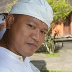 Ketut - F&B Manager and Temple expert