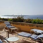 Mit Ausblick Richtung Malta