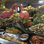 Le buffet à volonté
