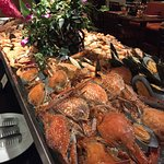 Seafood Buffet only Saturday