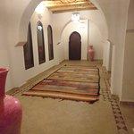 Hallway to bedrooms upstairs
