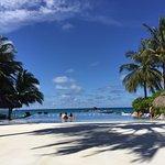 Photo de Kuramathi Island Resort