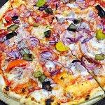 Pizza fantasia del pizzaiolo 😋