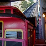 Duquesne Incline beautiful old-mobile
