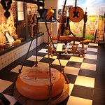 Amsterdam Cheese Museum - basement exhibition room (4)