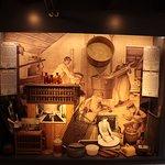 Amsterdam Cheese Museum - basement exhibition room (5)
