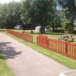 Foto de Whitemead Caravan Park