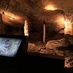 Reproducción tridimensional de cueva