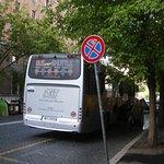 SIT bus Airport to via Crescenzio
