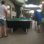 kids love the pool table only 1 euro