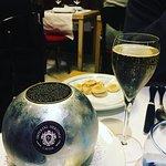 A taste of caviar