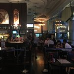 A great Bar, eatery in the financial district