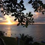 Vista linda, pôr do sol maravilhoso embalado por um som descolado. Baladinha aos sábados. É cobr