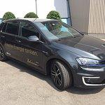 Unser Golf GTE, Elektrofahrzeug zur gratis Nutzung