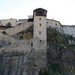 Kloster Megálo Metéoro Foto