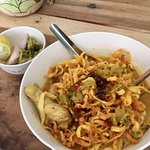 Khao Soi with chicken