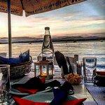 Photo de Akrogialia Restaurant
