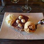 Dessert Corse Châteigne et marrons glassés
