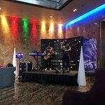 Performers at China Bar & Lounge