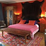 Photo of Bed in Versailles villa de la piece d'eau des suisses