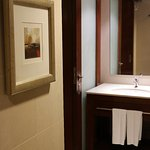 Deluxe or The Straits Studio toilet (View Wing)