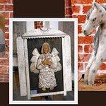 Выставка литовских скульптуров
