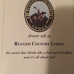 Photo de Rugged Country Lodge