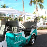Tuk Tuk Shuttle to & from 9th St Beach
