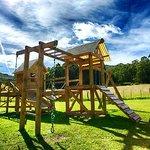 Parque, juegos para niños.