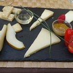 La Chimerina - Plateau de fromages