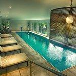 Nuestra piscina cubierta climatizada