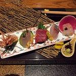 Course 2: sushi