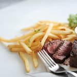 Cactus Club Cafe Steak Frites