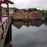 Old Town Bridge Foto