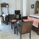 Club Villa a luxury interior.
