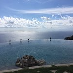 Stunning views from the pool. Would add more photos but can't seem to figure out how. Enjoy!  Tr