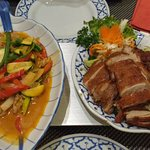 Pork and duck