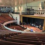Inside the Ryman Theatre