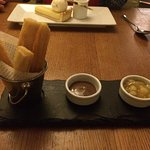 Good quality food and hearty portions. No competition for the Cambrian in this area. A visit is